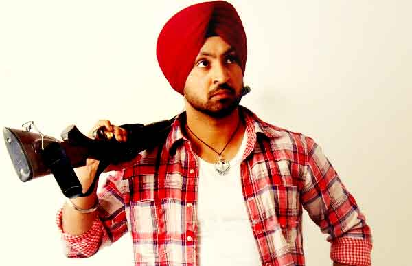 Diljit Dosanjh Dashing
