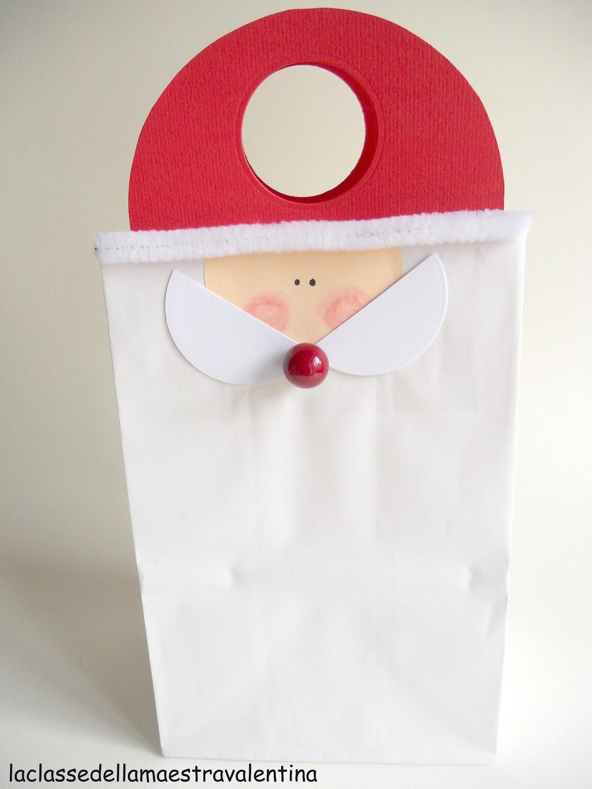 La classe della maestra valentina sacchettini natalizi for La classe della maestra