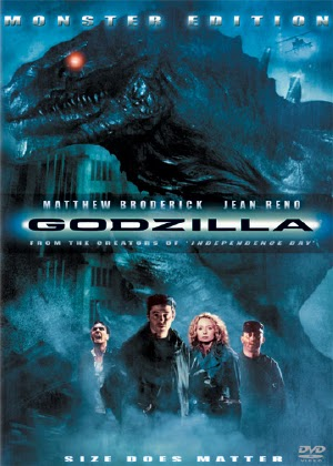 Phim Quái Vật Godzilla - Godzilla