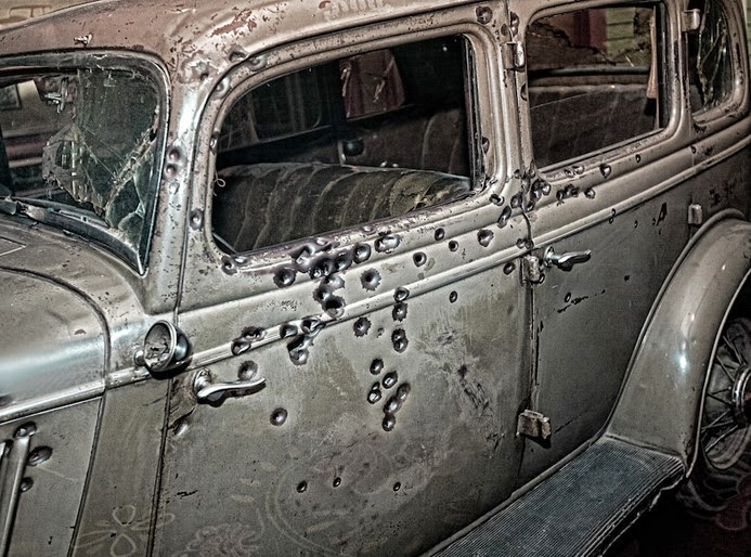 """Lowrider Miami >> Scribes...: Bonnie Parker: """"The Trail's End."""""""