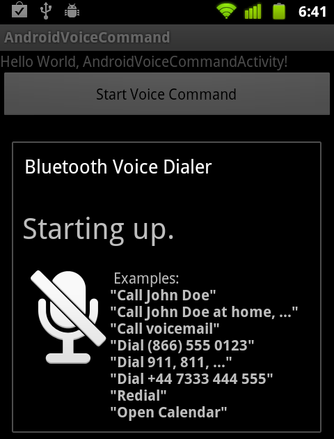 voice command Take control of your communication forward calls and messages to any of your devices and get spam filtered automatically with google voice, you decide who can reach you and how.