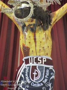 Septiembre - Cristo de la Caridad - Patrono Jurado de Arequipa - Templo Santa Marta