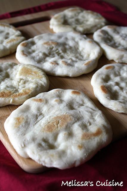 Melissa's Cuisine: Greek Pitas