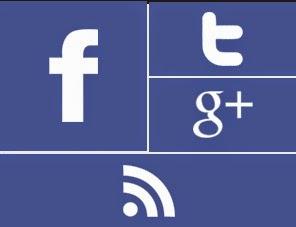 Memasang Widget Metro Style Social Media