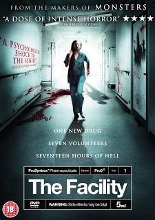 Filme The Facility Legendado AVI DVDRip