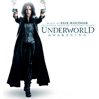Underworld 4 Score- Underworld Awakening Score- Underworld 4 Awakening Film Score