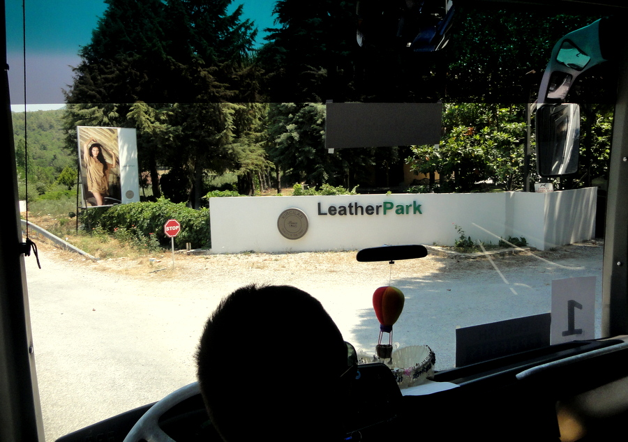 Tour Operator Tricks in Kusadasi: Leather Outlet and Fashion Show ...