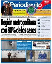 02/04/2020  PRIMERA PAGINA DIARIO DE VENEZUELA