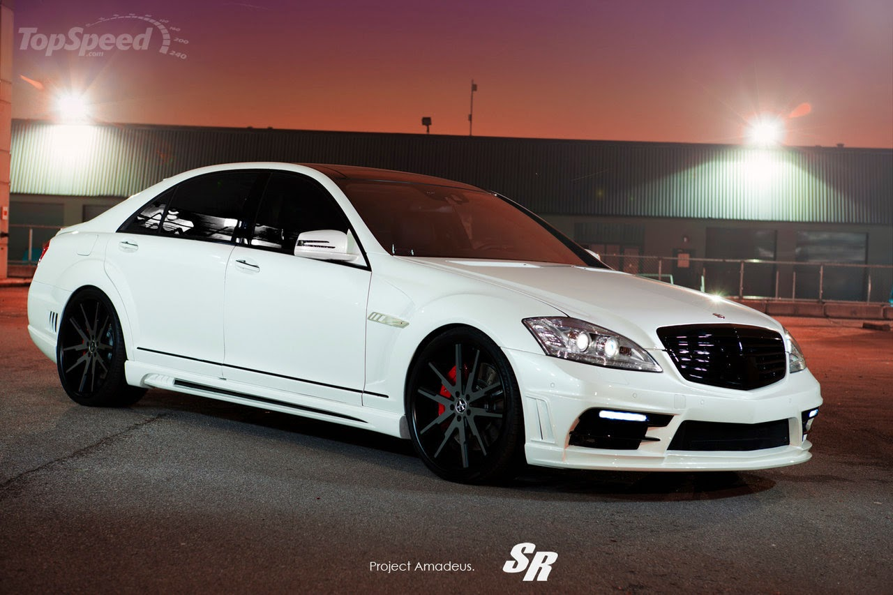 Mercedes benz w221 s63 amg project amadeus benztuning for Mercedes benz s 63 amg