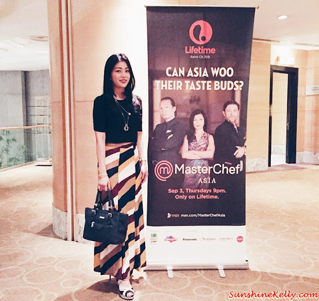 Dinner with the MasterChef Asia Judges, Westin KL, MasterChef Asia judges, Chef Susur Lee, Chef Bruno Menard, Chef Audra Morrice