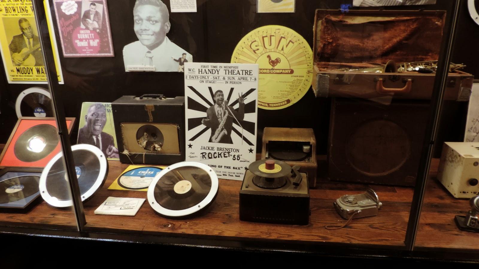 The Glebe Blog: The Glebe in the USA 2013 - Memphis - Sun Studios
