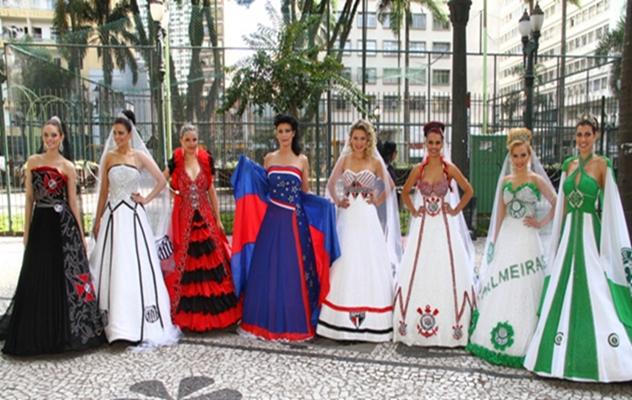 Vestidos de Noiva times