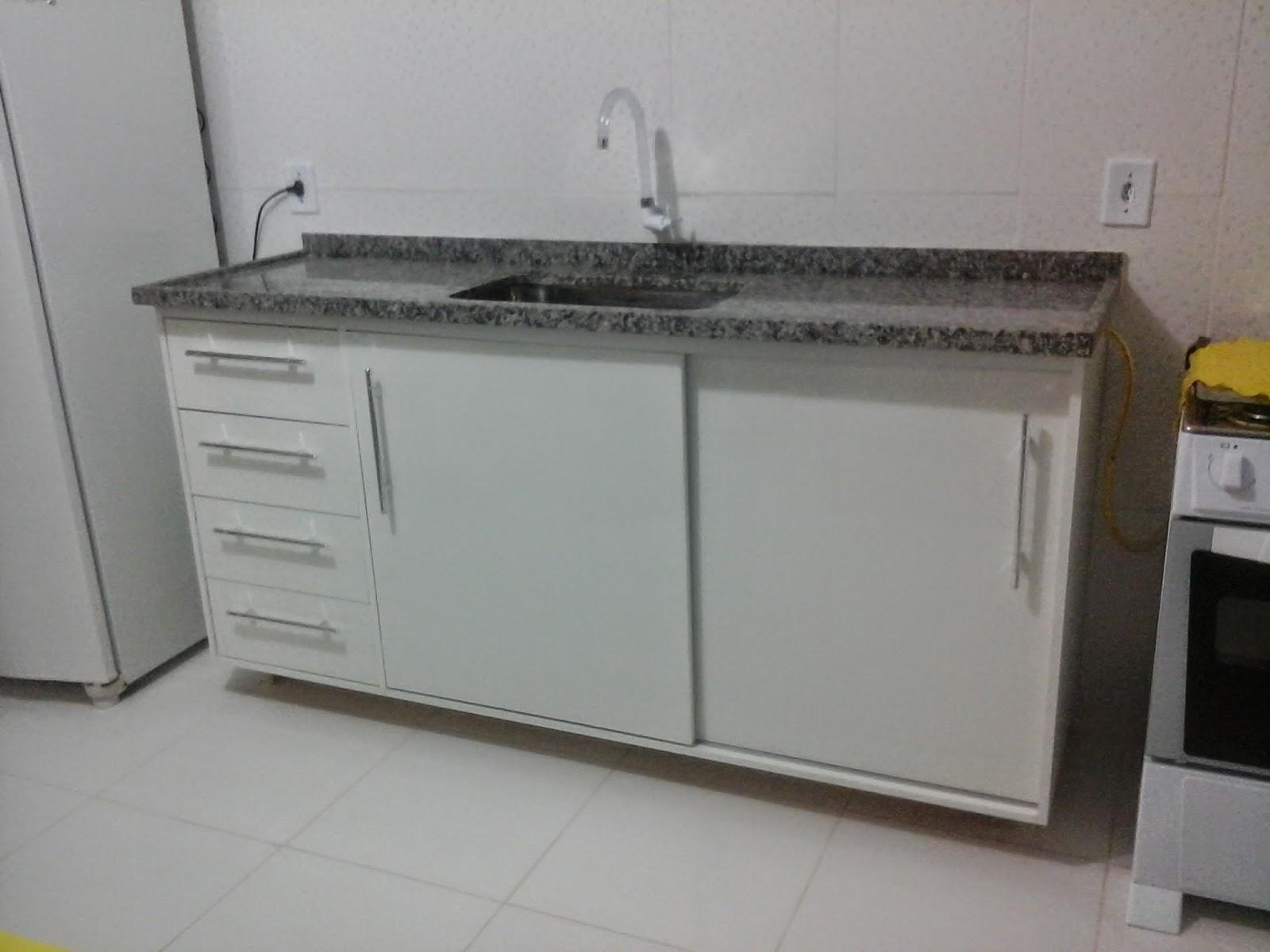 Rangel Marcenaria: Cozinha armário de pia. #786A40 1600 1200