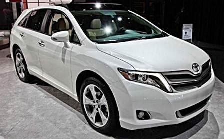 2016 Toyota Venza Price