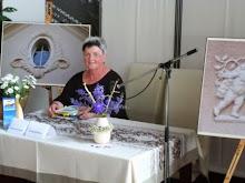 Lesung beim 1. Lyrikfest in der Gartenstadt Marga -Brieske