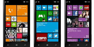 9 Fitur Baru di Windows Phone 8