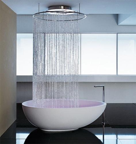 Ideas Para Decorar El Baño Modernos:Cool Bathroom Shower Tub