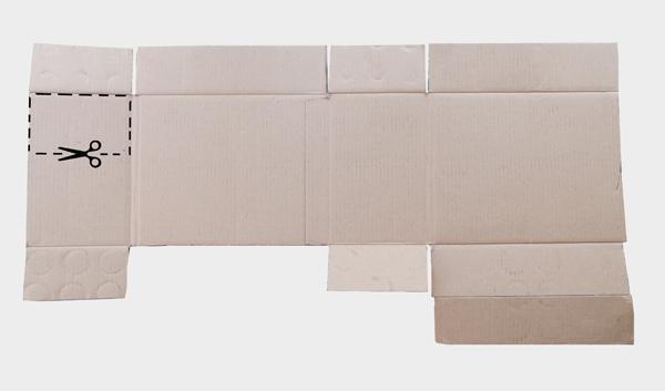 χαρτόκουτο ανάπτυγμα, κουτί ανάπτυγμα