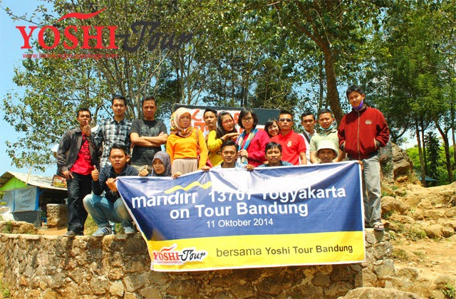 Rombongan Tour Bank Mandiri 13707 Yogyakarta