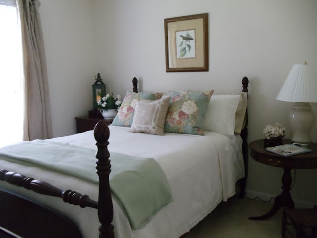 upstairs downstairs tiny guest bedroom