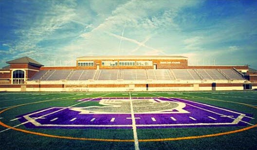 Bernlohr Stadium... Home of the Crusaders