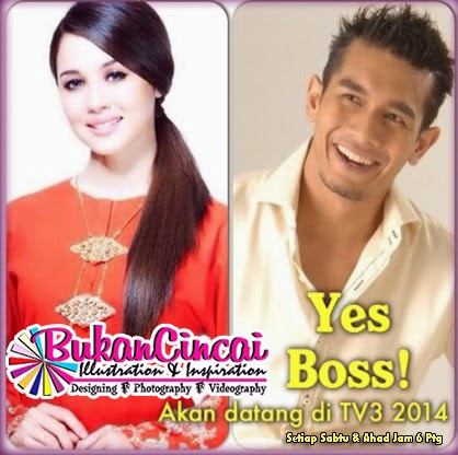 Tonton Drama Yes Boss Full Episode TV3