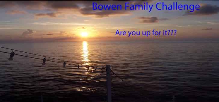 Bowen Family Challenge
