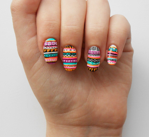 The Astonishing Cute bug nail art designs Pics