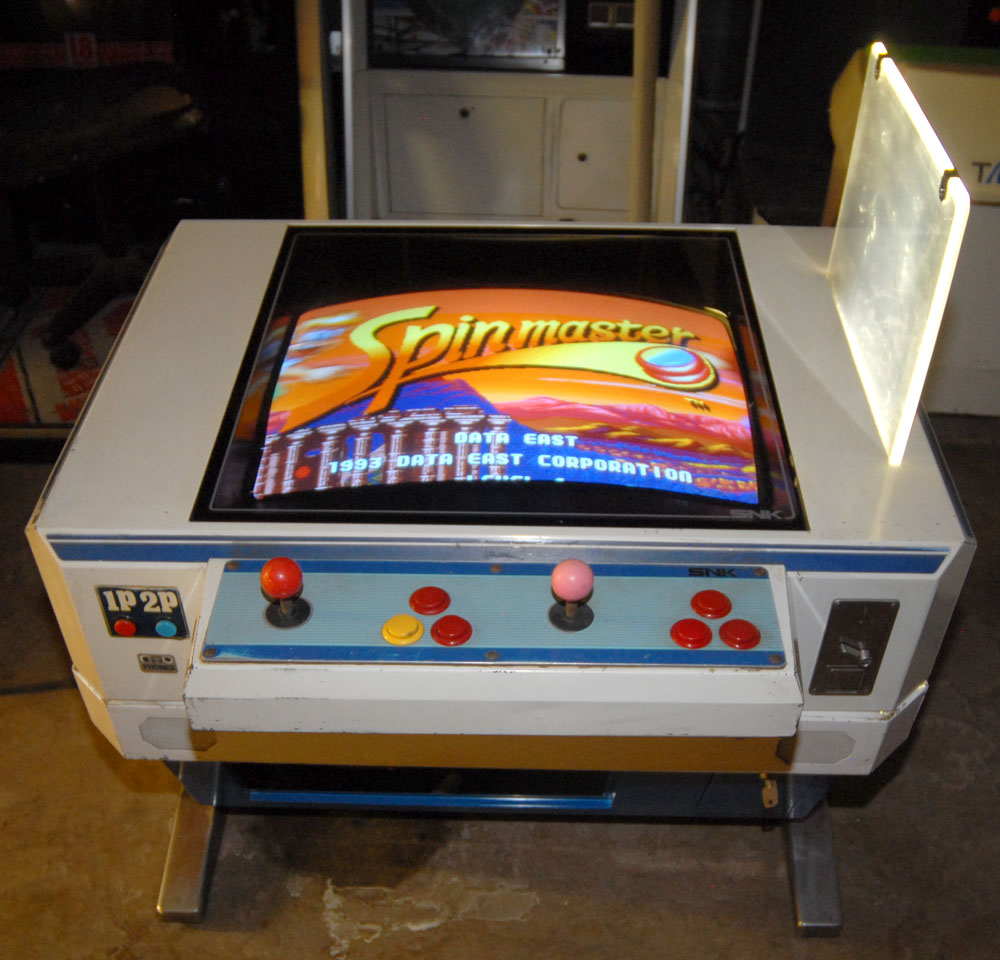 Cocktail Arcade Cabinet Random Arcade Shit Snk Candy 26 Cocktail Cabinet Snk 199
