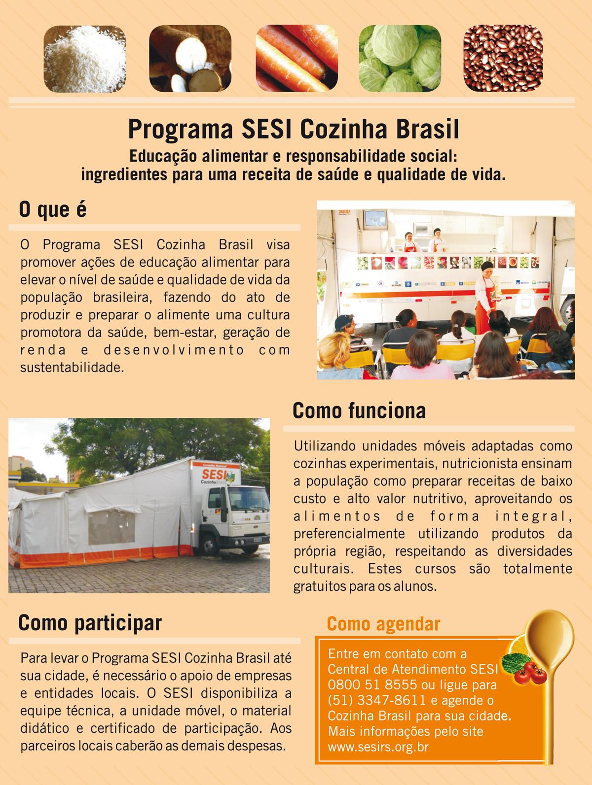 Batalhão de Polícia de Área de Fronteira: Projeto Cozinha Brasil #BD710E 1200 1593