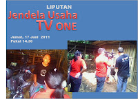 LIPUTAN JENDELA USAHA TV-ONE