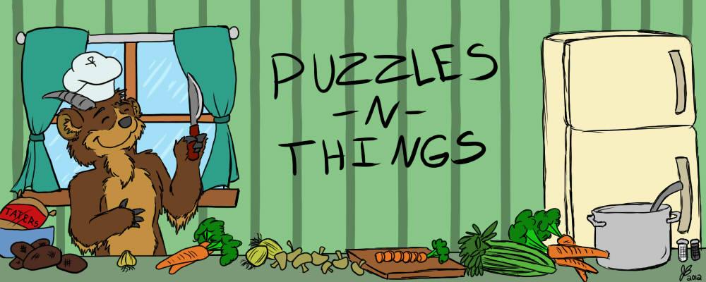 Puzzles -N- Things