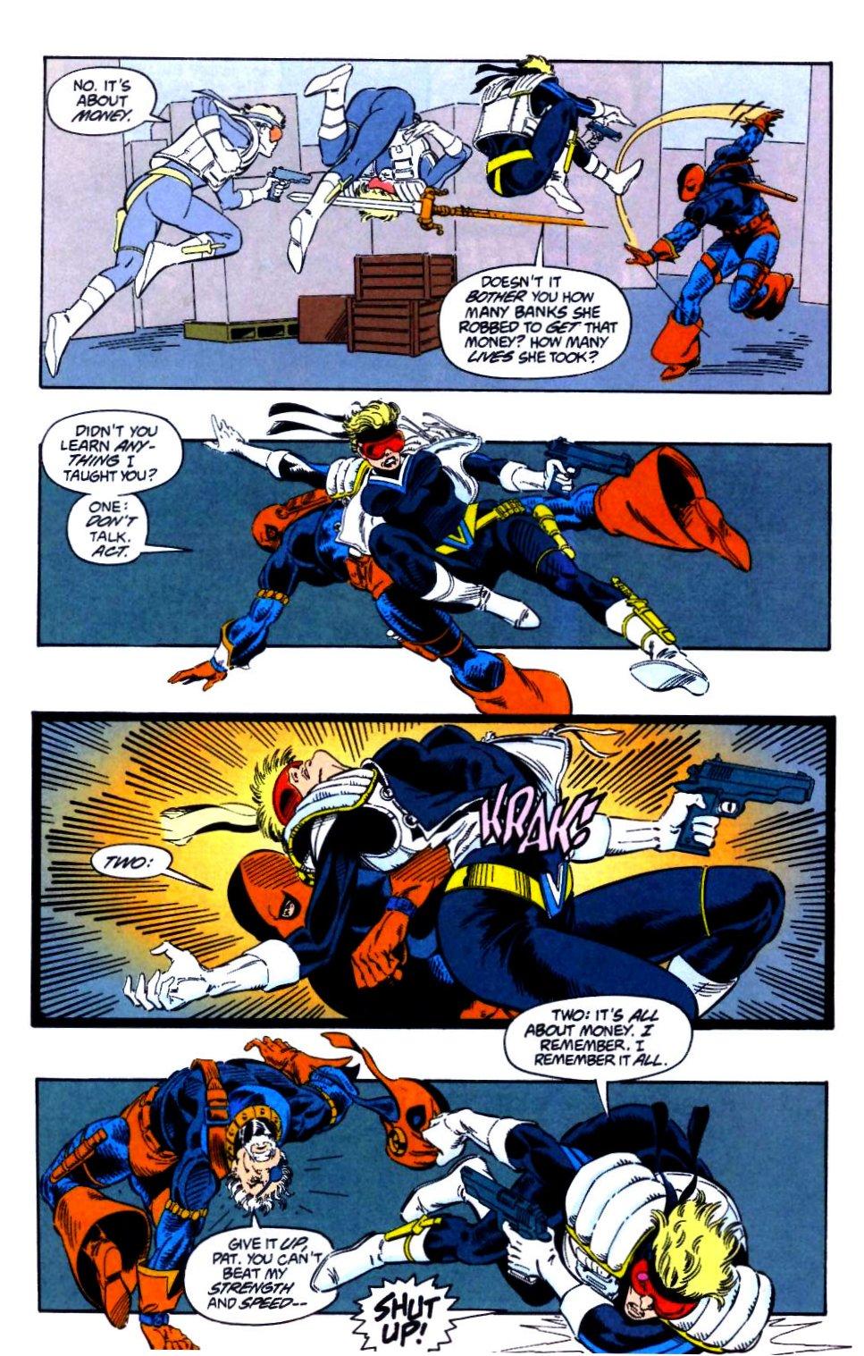 Deathstroke (1991) Issue #21 #26 - English 10