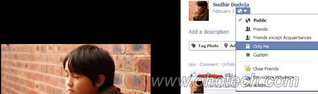 how to make facebook profile picture not clickable How To Make Facebook Profile Picture Not Clickable