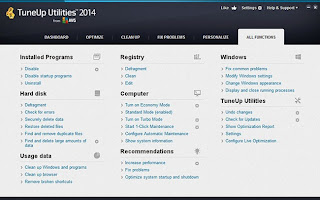 TuneUp Utilities 2014 full keygen