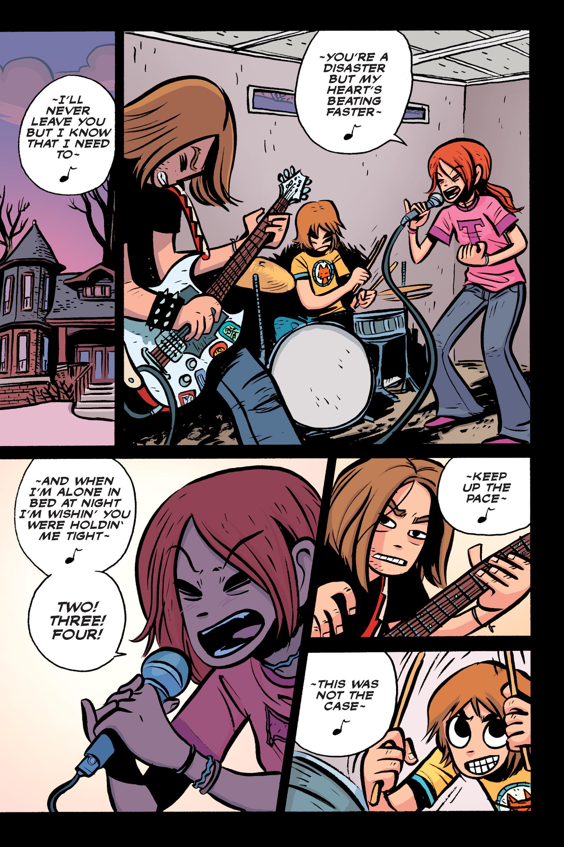 Read online Scott Pilgrim comic -  Issue #3 - 20