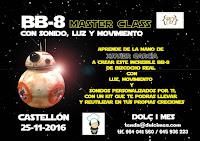 CURSO TARTAS BB-8