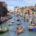 Ден за гребане: Регата Vogalonga във Венеция