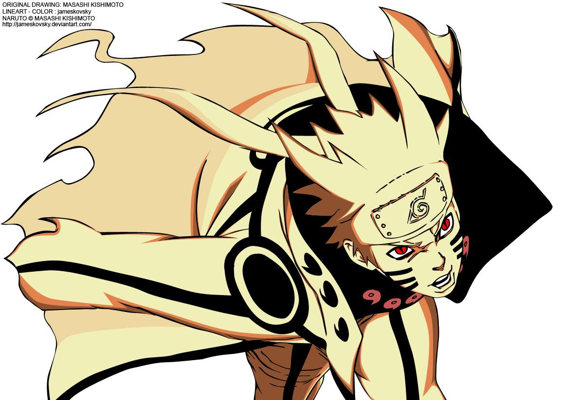 Naruto chap 604 Trang 23 - Mangak.info