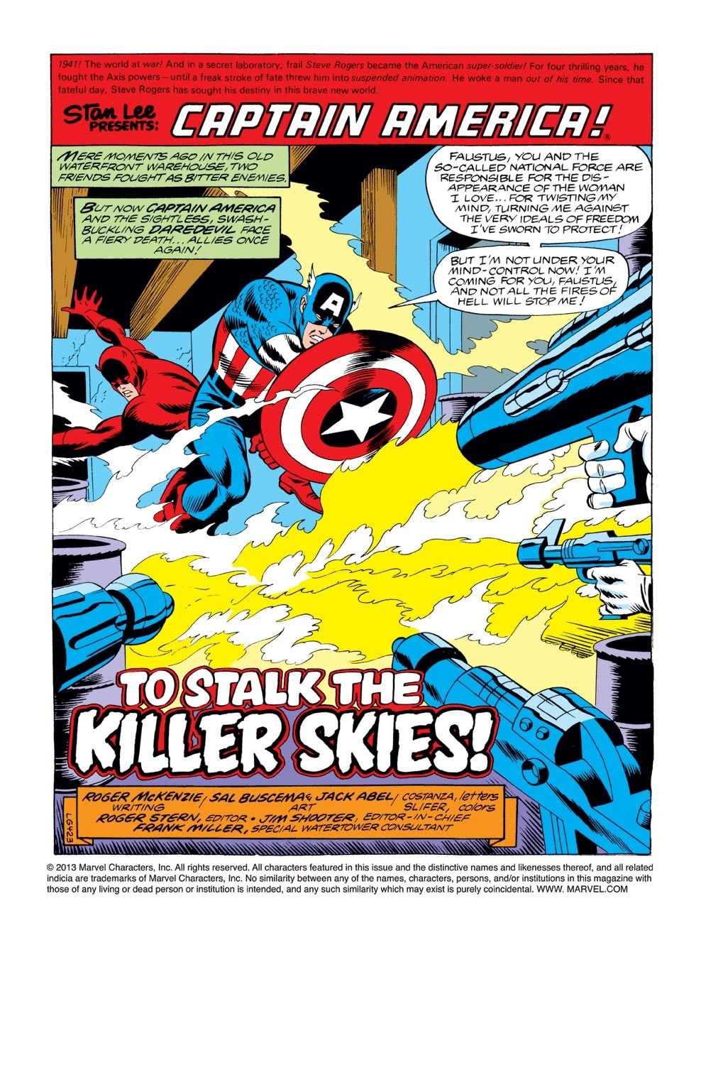 Captain America (1968) Issue #235 #150 - English 2