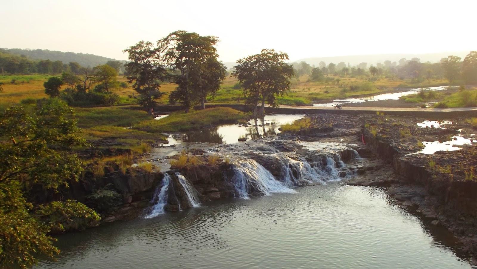 Kortikal Waterfalls