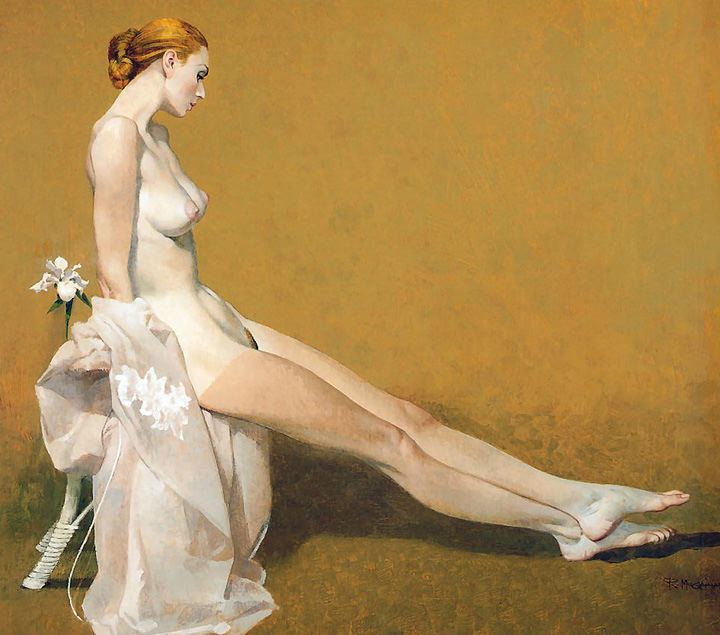 robert mcginnis pin-up