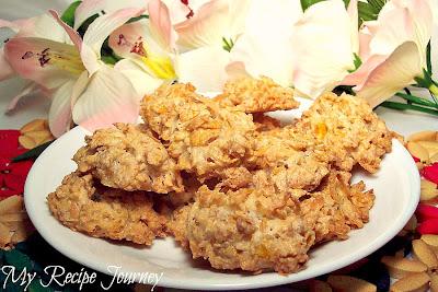 Corn Flake Coconut Macaroons
