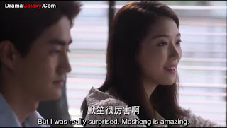 Sinopsis My Sunshine episode 20