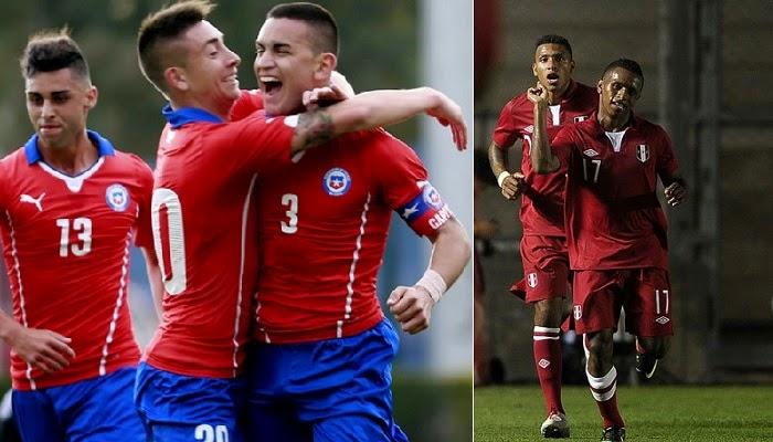 Chile vs Venezuela en vivo