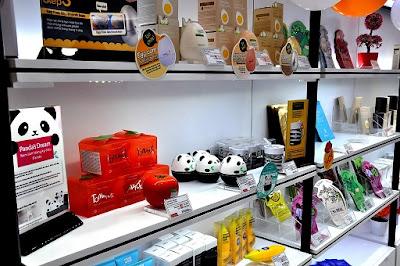 Khu mua sắm sành điệu tại trung tâm thương mại SC VivoCity