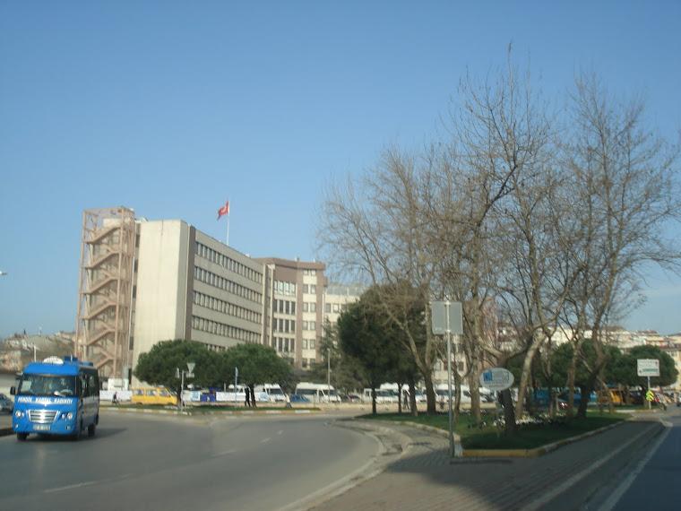 Kadıköy belediye binası