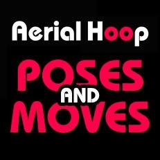 AERIAL HOOP POSES