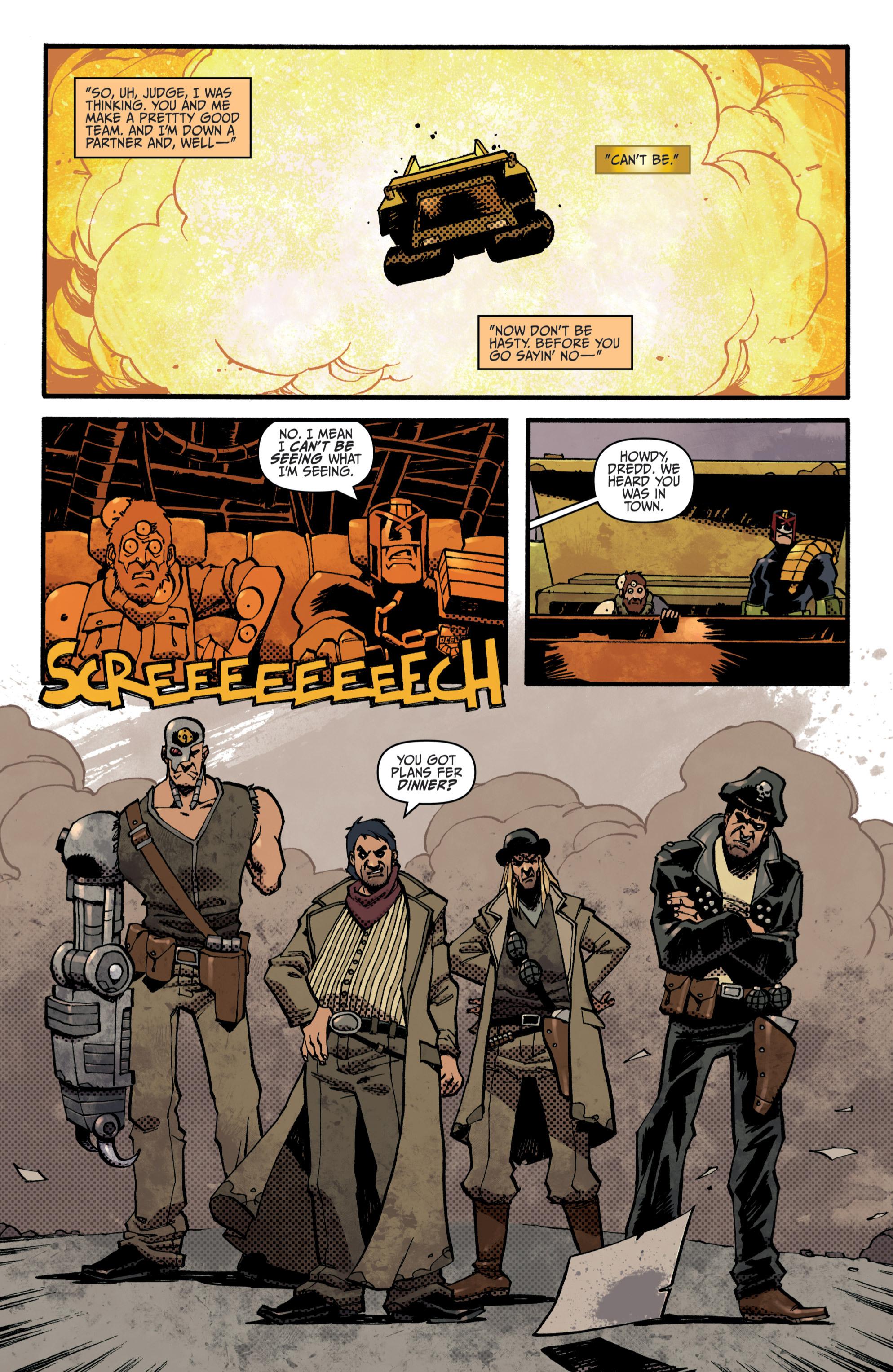 Read online Judge Dredd (2012) comic -  Issue # _TPB 3 - 48