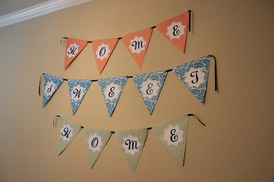 home sweet home: diy housewarming party decor